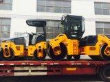 3 Tonnen-völlig hydraulische Trommel-Erschütterungs-Rolle, Strecke-Rolle (JM803H)