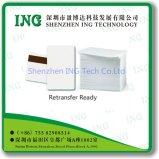Scheda calda del PVC della scheda di identificazione della scheda della scheda magnetica CI dello spazio in bianco di vendite