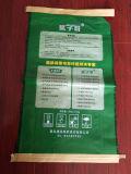 Китай сделал мешок замазки сплетенный PP с цветастой печатью