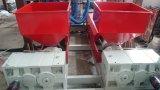 Máquina soplada el PE plástico de la protuberancia de la película de la coextrusión de la capa doble