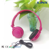 Fashional OEM/ODM Design Wired MP3 Headphone