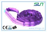 Sln Polyester-endloser Typ rundes 5:1 Riemen-Cer GS-2t*4m
