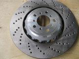 Rotor de disque de frein avant pour le véhicule de coupé