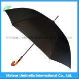 Mens kühlen Sport-Großhandelsentwerfer-Schwarz-Golf-Regenschirm ab