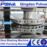 Macchina per forare automatica di CNC di progetto di alimentazione mecanica