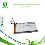 602035 batteria astuta di 3.7V 400mAh Lipo per la tastiera universale di Bluetooth