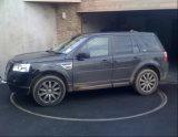1 placa giratoria giratoria auto automática automatizada Turner del coche del coche de la calidad de la clase