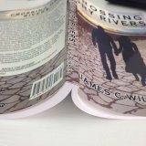 Impression originale noire et blanche Softcover de livre de livre broché