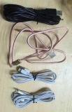 Kabel USB voor het Herladen van Gegevens en van de Macht van Lange 3m