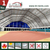 40X80 Clear Span Tent Sin poste central con paredes