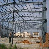 Estrutura de aço Estrutura de oficina pré-fabricada com alta resistência
