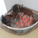 Bañera de hidromasaje moderna de acrílico Bañera de masaje Bañera de hidromasaje (2719)