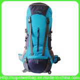 Camping/Travel (SW-0752)를 위한 옥외 Professional Polyester High Capacity Backpack