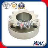 ISOの9001:2008の亜鉛によってめっきされるスプロケット