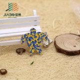 승진 선물 도매 동물성 주제 금속 선물 금속 연약한 Enamal Keychain 또는 열쇠 고리
