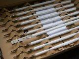 Lámpara del cuarzo|Calentador del cuarzo|Lámpara infrarroja del carbón|Bulbos infrarrojos|Tubo blanco del infrarrojo de Reflectre