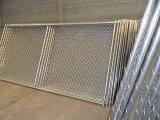 Tubazione 28 galvanizzati tuffati caldi Micons HDG di x12 35mm della rete fissa provvisoria portatile 8 della costruzione '