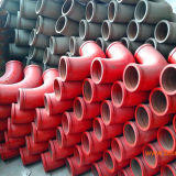 Fabricante endurecido do cotovelo da tubulação da bomba concreta de China