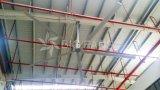 Ventilación industrial grande Fan6.2m/20.4FT del alto volumen de poco ruido del aire de la CA de Bigfans