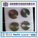 Disco puro del molibdeno per la metallizzazione sotto vuoto