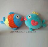 En71 e giocattolo farcito standard Clownfish della peluche di ASTM