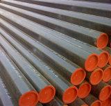 Tubo sin soldadura del acero de carbón Astma53 - Liao Cheng Sihe inoxidable