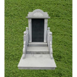 Granite e Marble naturali Grave Decorations