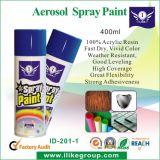 Yo-Como la pintura seca rápida del coche DIY con colores ricos