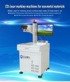 De Laser die van Co2 Machine op Non-Metal merken