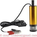 Bomba Diesel submergível/bomba Diesel 12V/24V 30L/Min de transferência