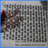 Wire d'acciaio Woven Screen per Vibrating