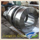 Grande anello forgiato caldo graduato 1045 del acciaio al carbonio
