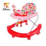 Baby-Fahrt auf eindeutigen Baby-Wanderer mit speziellem unten Tellersegment