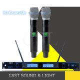 Новый франтовской микрофон UHF беспроволочный для Karaoke