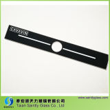 4 mm templado cubierta de la impresión del fabricante de vidrio para el aparato electrodoméstico