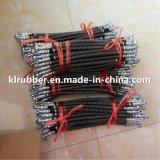 Fabrik-Fertigung SAE J1401 1/8 Zoll-hydraulischer Gummibremsen-Schlauch