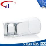 280ml vendem por atacado a caneca de vidro branca super da água (CHM8003)