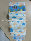 Comfortable econômico Baby Diaper com Absorbent super Layer