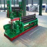 Máquina de rolamento de dobra hidráulica do CNC para a placa de metal
