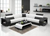 G8001bの現代別荘の居間デザイン家具のソファー