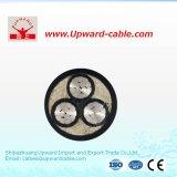 Câbles électriques de conducteur en aluminium de basse tension (0.6-1kv)