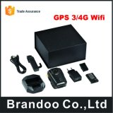 камера тела иК 1080P IP68 128g несенная полициями поддерживает функцию 3G/4G/GPS/WiFi
