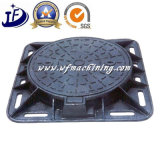 Tampas de câmara de visita do ferro de molde de En124 D400 para o transporte da estrada