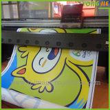 Изготовленный на заказ знамя сетки полиэфира, знамя сетки PVC для случаев спортов (TJ-B02)