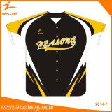 경량 야구 t-셔츠 착용을 인쇄하는 Healong 디지털