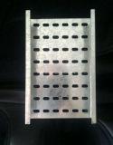 Stahlmaschendraht-Kabel-Tellersegment-durchlöcherter Strichleiter-Typ Kabel-Tellersegment-Rolle, die Maschine bildet