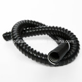 PVC Coated Steel Wire Hose para Vacuum Cleaner