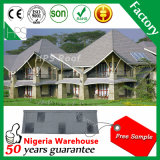Bardeau de toiture, feuille enduite en pierre de toiture, matériau de construction
