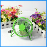 Mini ventilador de 4 pulgadas, ventilador de la C.C.