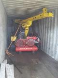 30mの深い送風石によって取付けられる移動式掘削装置